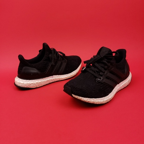 adidas Other - Adidas Ultra Boost 3.0 j Core Black sneakers 5.5y